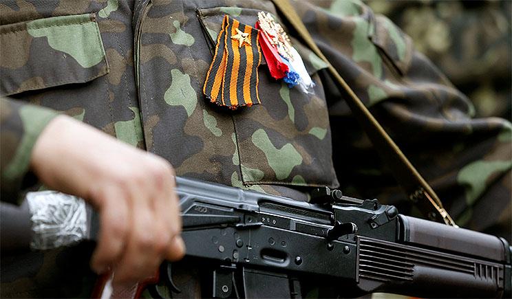 В псевдо республиках расстреливают боевиков за дезертирство