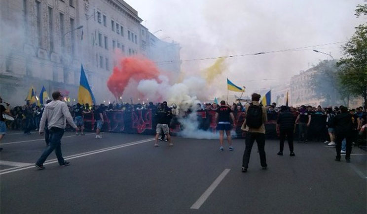Вынесен приговор Харьковским активистам за песню о Путине