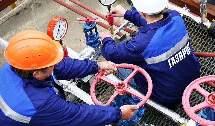 Газпром отпускает тарифы на внутреннем рынке