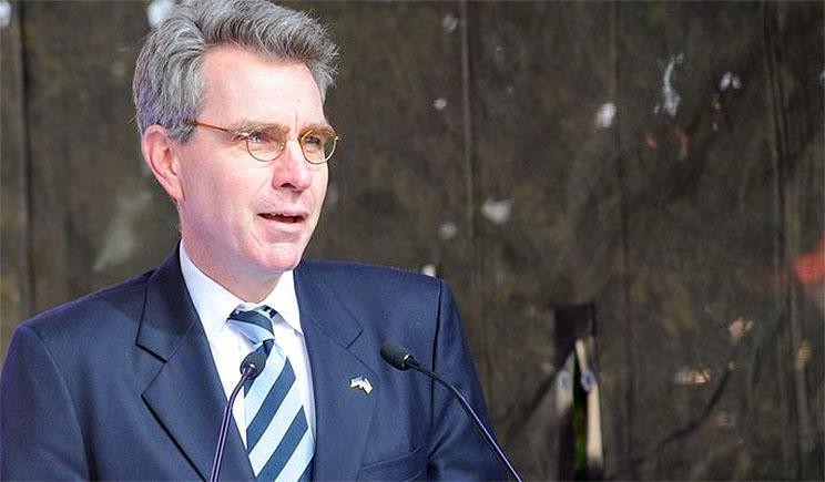 Украинские военные получат две тысячи бронежилетов из США