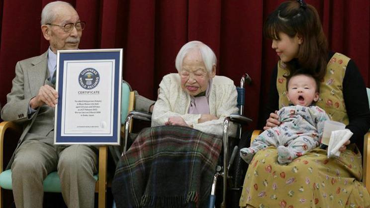 У Нью-Йорку помер найстаріший чоловік у світі
