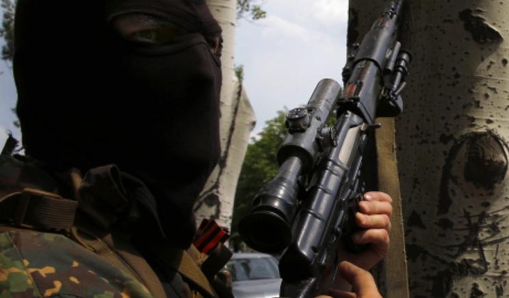 Под Луганском временное перемирие