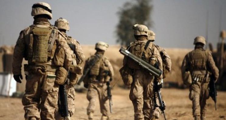 В Литве стартовали широкомасштабные военные учения НАТО «Железный меч 2014»