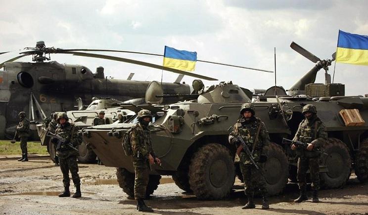 Силы АТО освободили от террористов Ямполь и отбили мост через Северский Донец (ФОТО)