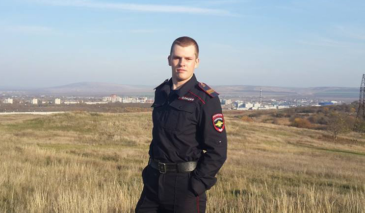 Боевик ДНР, коренной житель Донецка из России (ФОТО)