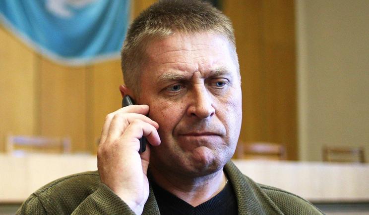 Сегодня расстреляли «Народного мэра» Славянска
