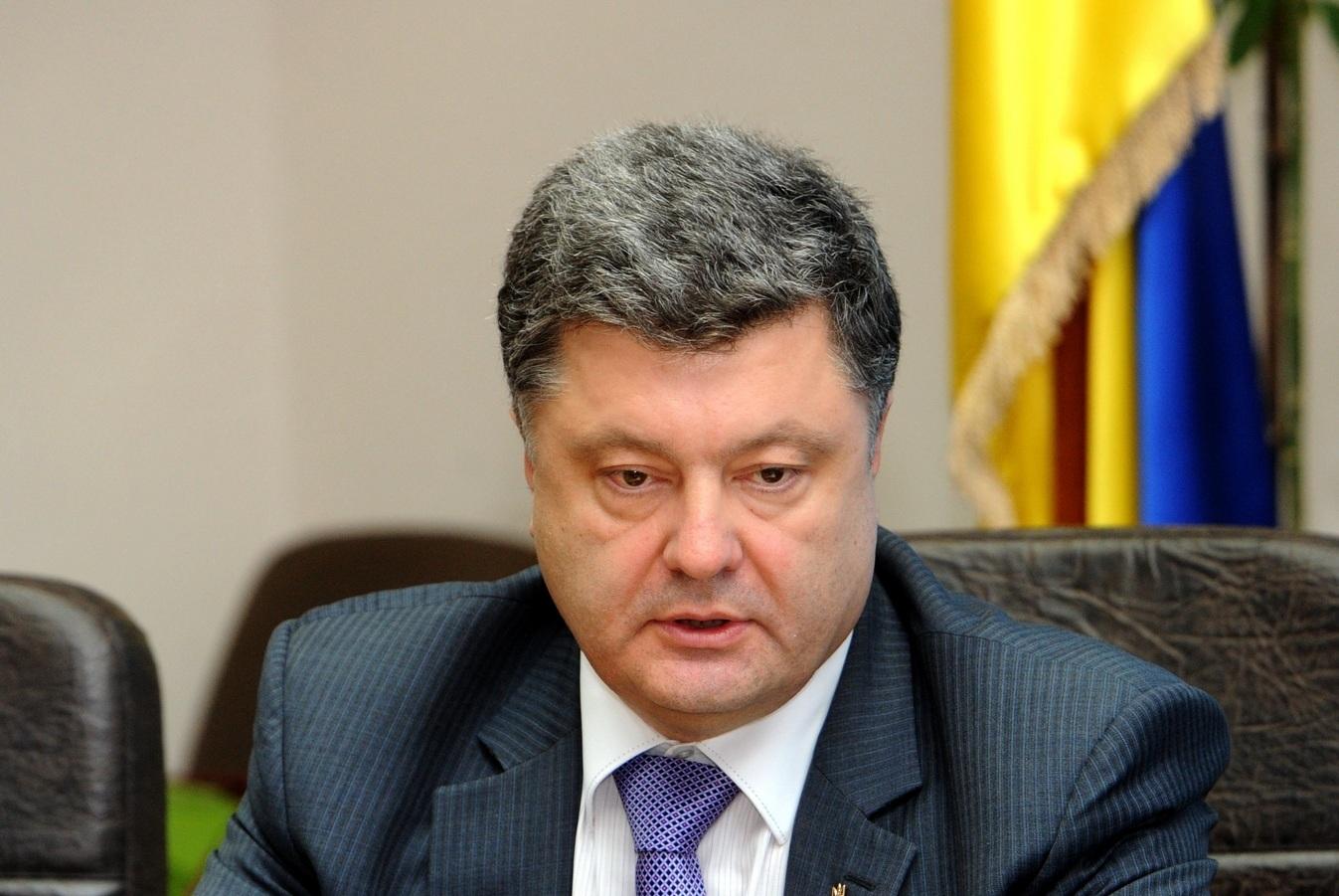 Глава Погранслужбы сегодня будет отправлен в отставку – Порошенко