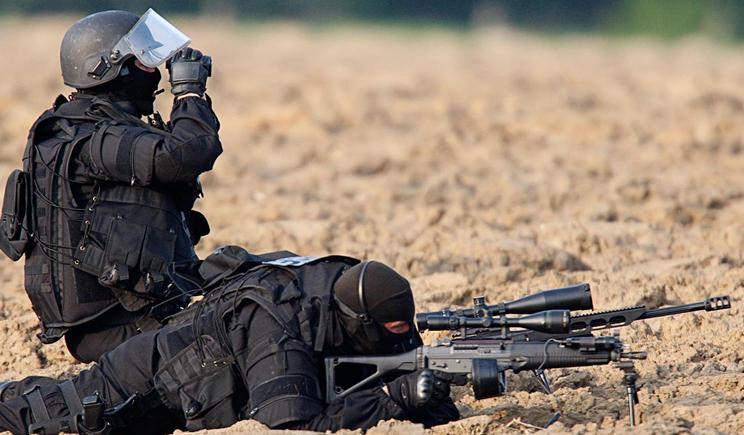 МВД создали уже 30 батальонов спецназа