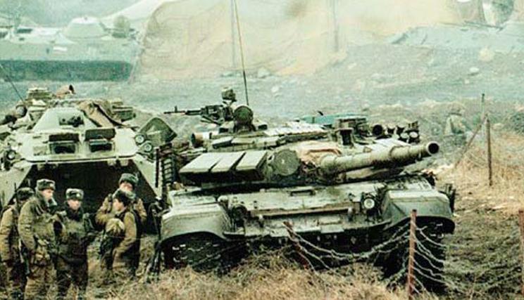 Под Красным Лиманом с обеих сторон используют танки