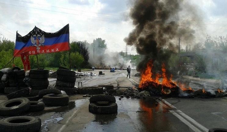 Чем меньше территории у террористов тем активнее их поддерживает Россия