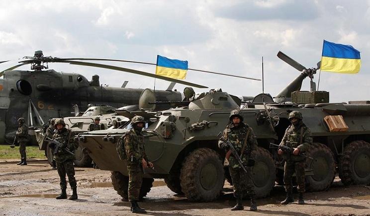 Силы АТО взяли под свой контроль основные пути в Донецк со стороны донецкого аэропорта