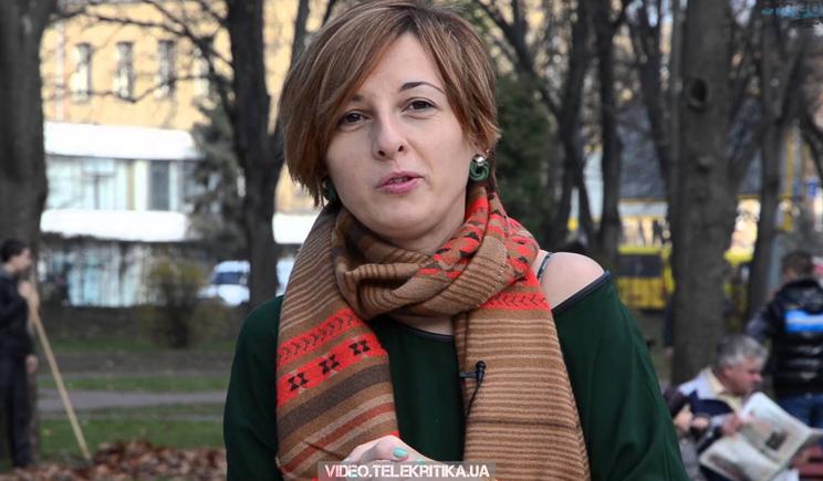 Журналистка Громадского взята в плен террористами ЛНР
