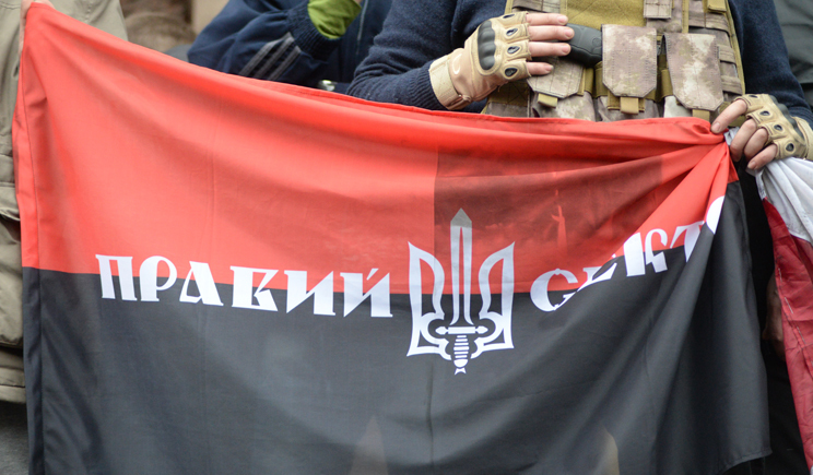 Правый сектор начал мстить за убитых украинских военнослужащих