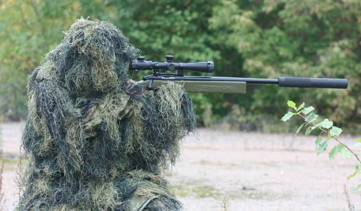 Снайпер-партизан в Луганске наводит ужас на террористов