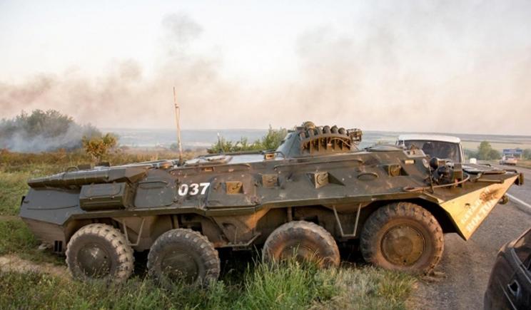 Россия не скрывает того, что поставляет оружие террористам (ФОТО)