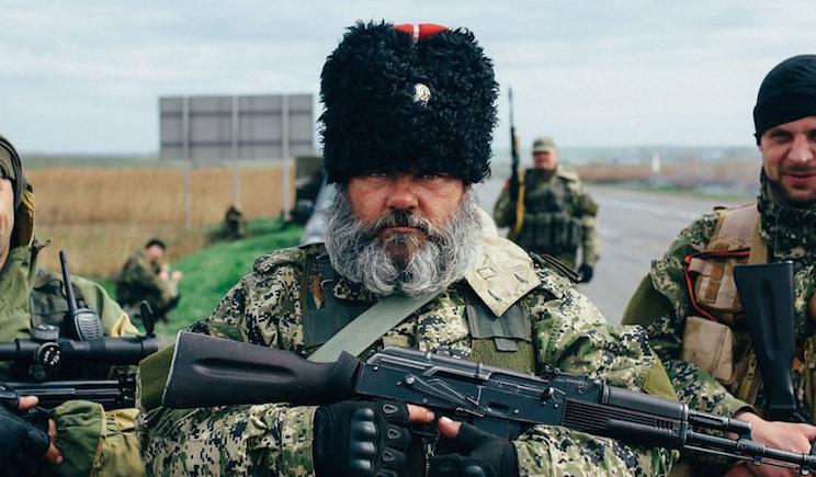Террорист бабай бежал в Россию, – Гиркин