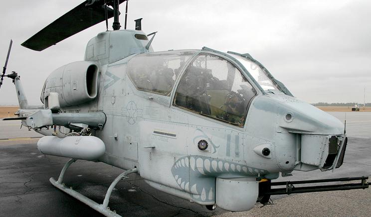 Америка готова предоставить Украине бесплатно 300 вертолетов