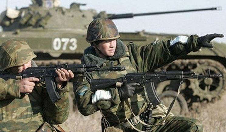 В ночь на 13 июля Россия предприняла вторжение на территорию Украины