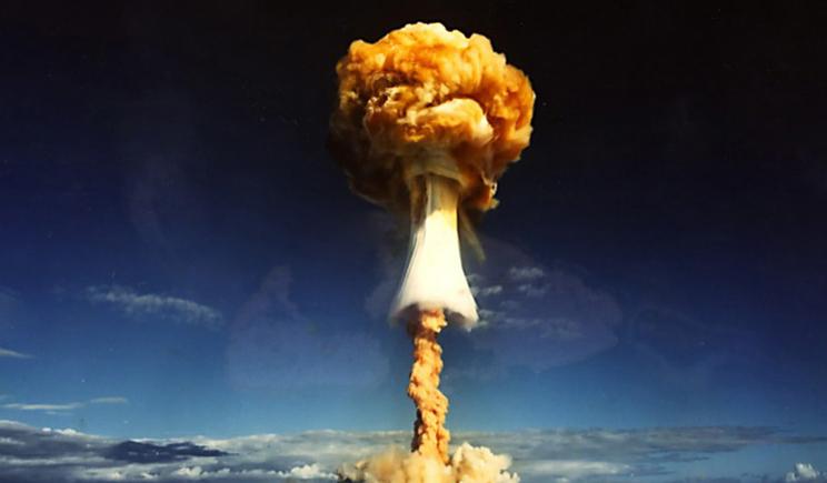 Украина начала изготовлять собственное ядерное оружие?