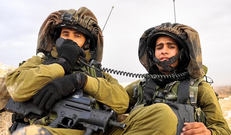 """Израильтяне создают батальон """"Матилан"""" для войны с российскими оккупантами"""