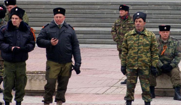Российские казаки воевавшие на стороне террористов, просят руководство АТО, дать им возможность возвратиться в РФ