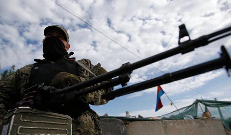 Террористы в Донецке из больницы похитили раненых бойцов нацгвардии Украины