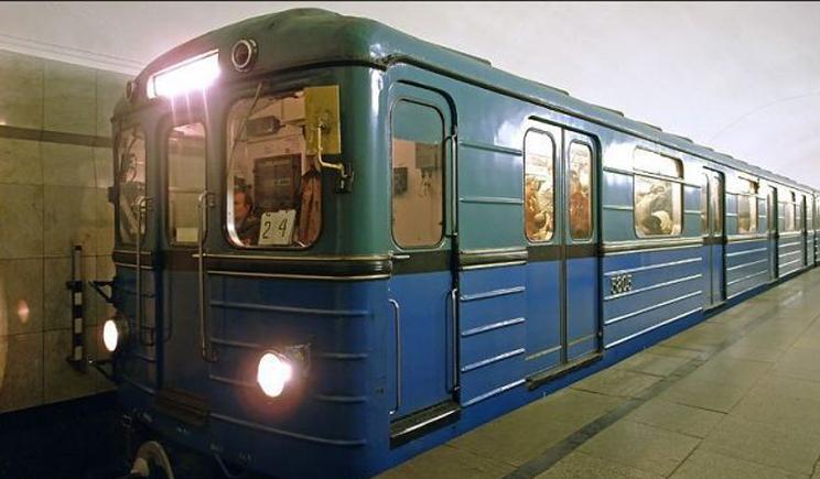 В московском метро столкнулись поезда