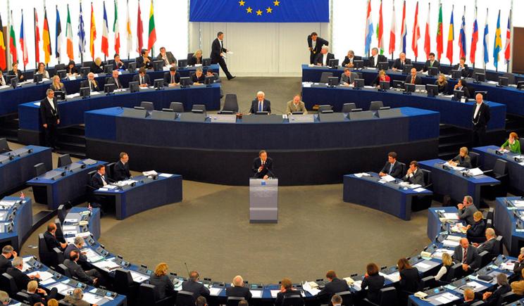 Крупнейшая партия европарламента зарегистрировала резолюцию по введению санкций против России