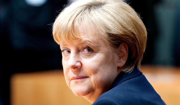 Украина получит «жесткую поддержку» от ЕС, – канцлер Германии
