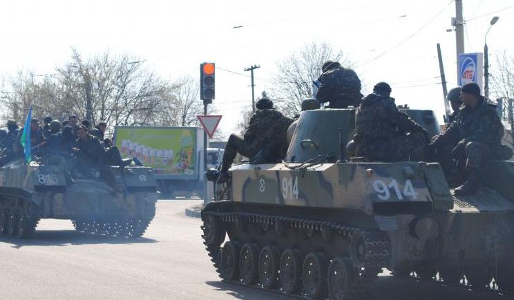 Украинская армия взяла под свой контроль Красный лиман (ВИДЕО)