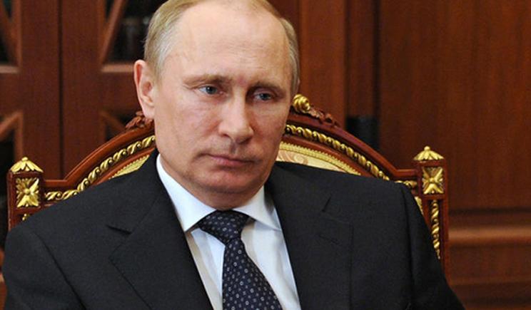 """Ответственность за сбитый """"Боинг-777"""", лежит полностью на Украине, – Владимир Путин"""