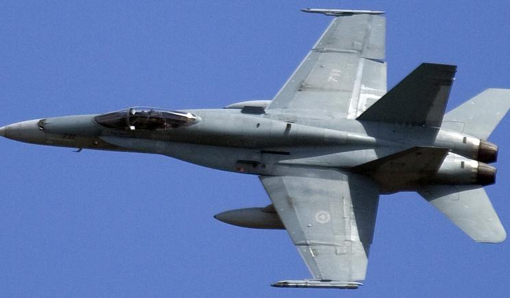 Канада предлагает Украине 10 истребителей CF-18A