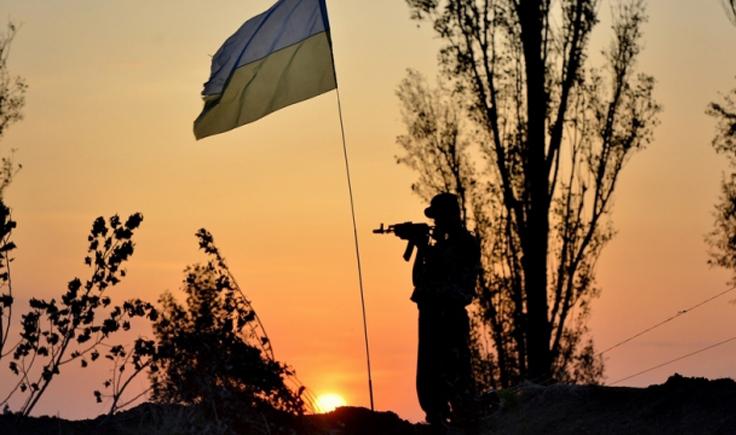 Вооруженные силы Украины вошли в Луганск