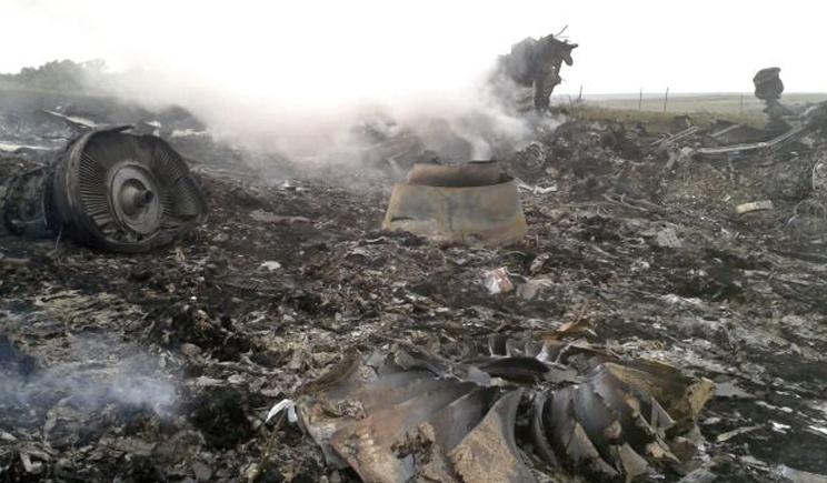Террористы похитили тела погибших с места авиакатастрофы Boeing 777