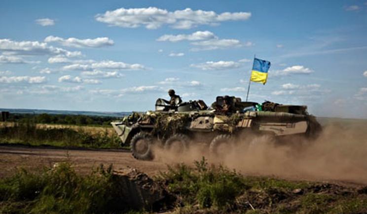 Украинская армия начала наступление на Лисичанск и Северодонецк
