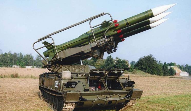 Россия требует от Украины предоставления документов по учету ракет к зенитным установкам