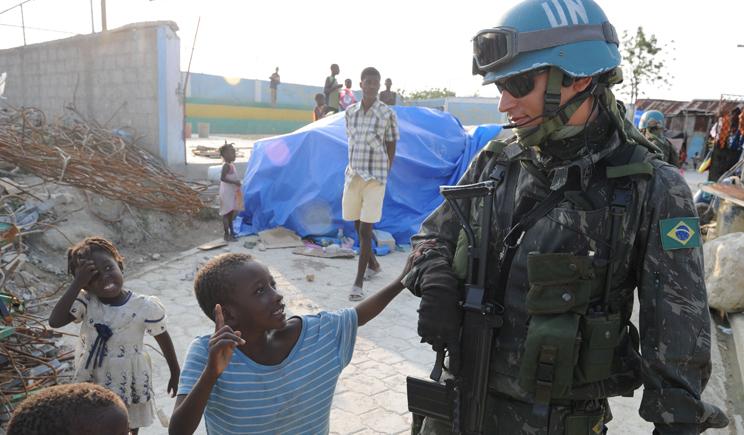 В Бундестаге призывают ООН ввести на территорию Украины миротворческий контингент