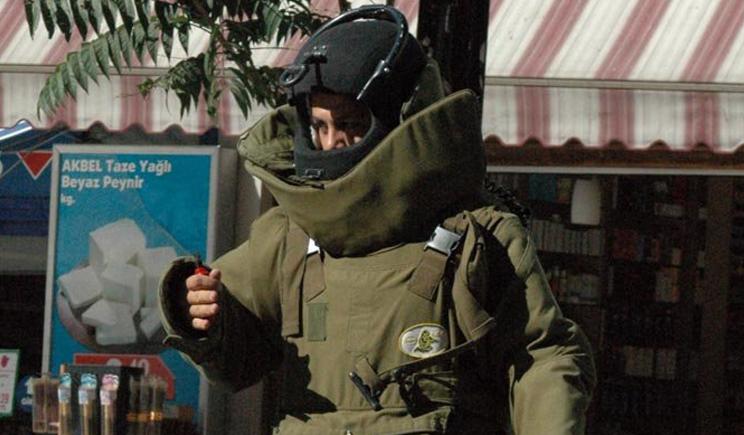 В Киеве снова искали бомбу