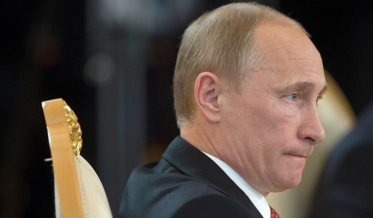 Рейтинг Путина на Донбассе рухнул