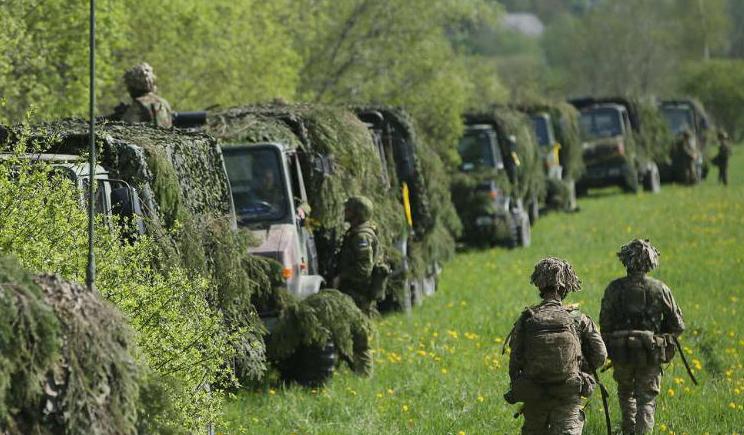 Вероятность ввода войск на территорию Украины высока как никогда