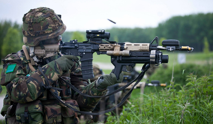 Военные Нидерландов обратились к правительству страны с просьбой отправить их в Украину