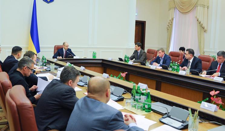 Кабмин выделил украинским силовикам  900 млн. гривен