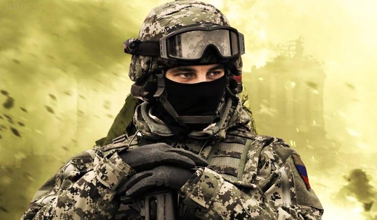 Украинские войска ведут ожесточенные бои в Донецке