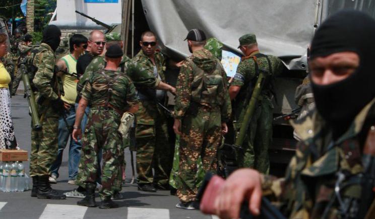 Террористы ДНР продают тела погибших в авиакатастрофе