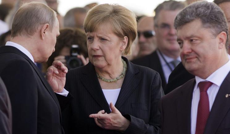Порошенко поставил шах Путину