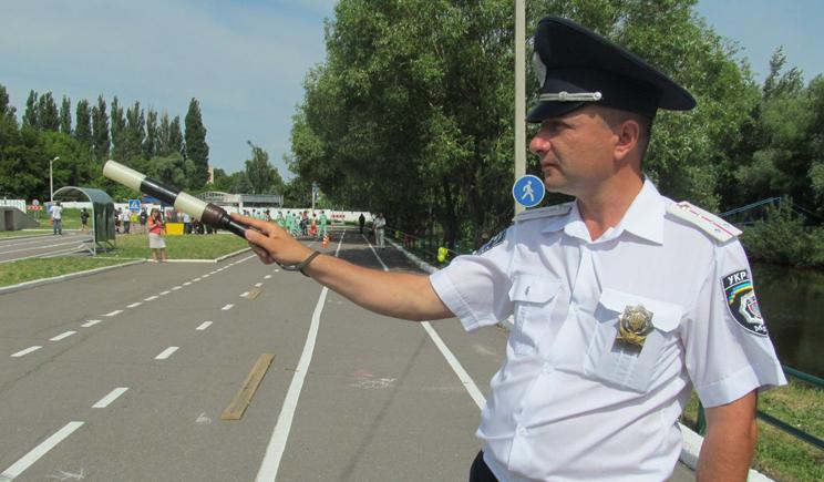 Расстрел гаишников в Донецке (ВИДЕО)