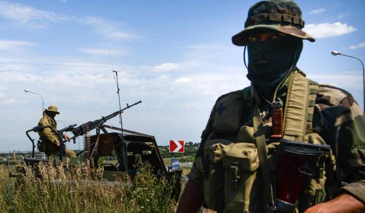 Болотов отдал приказ своим боевикам контратаковать, для восстановления контроля над Луганском