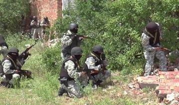 Нацгвардия Украины ведет бои за Лисичанск
