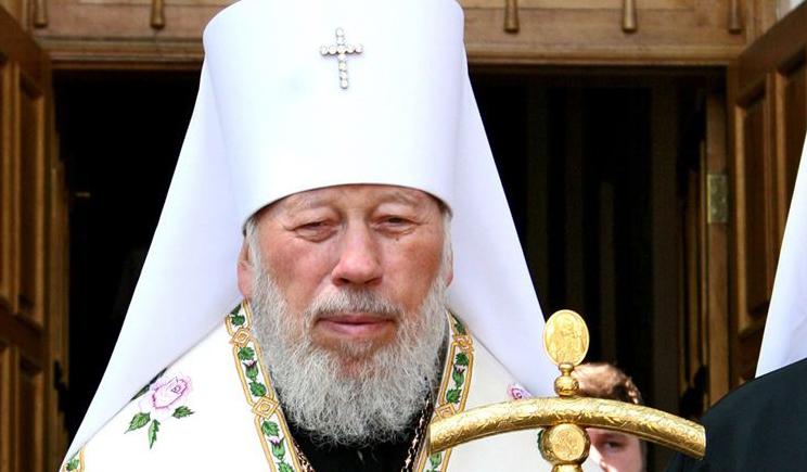 Глава Украинской Православной Церкви (МП) умер