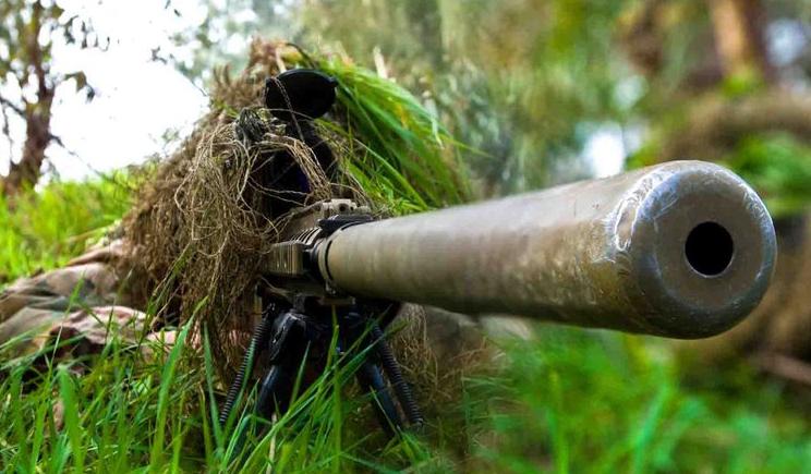 Под Славянском задержаны 3 женщины-снайперы
